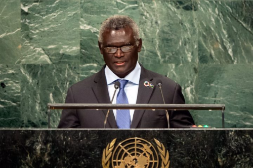 Jean-Paul Carteron, Sogavare